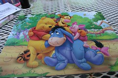the puzzle i can do with my eyes closed