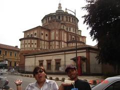 Chiesa Di Santa Maria Della Grazie, Milan, Italy
