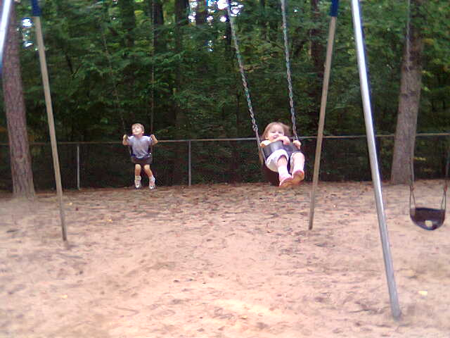 Fun Swinging