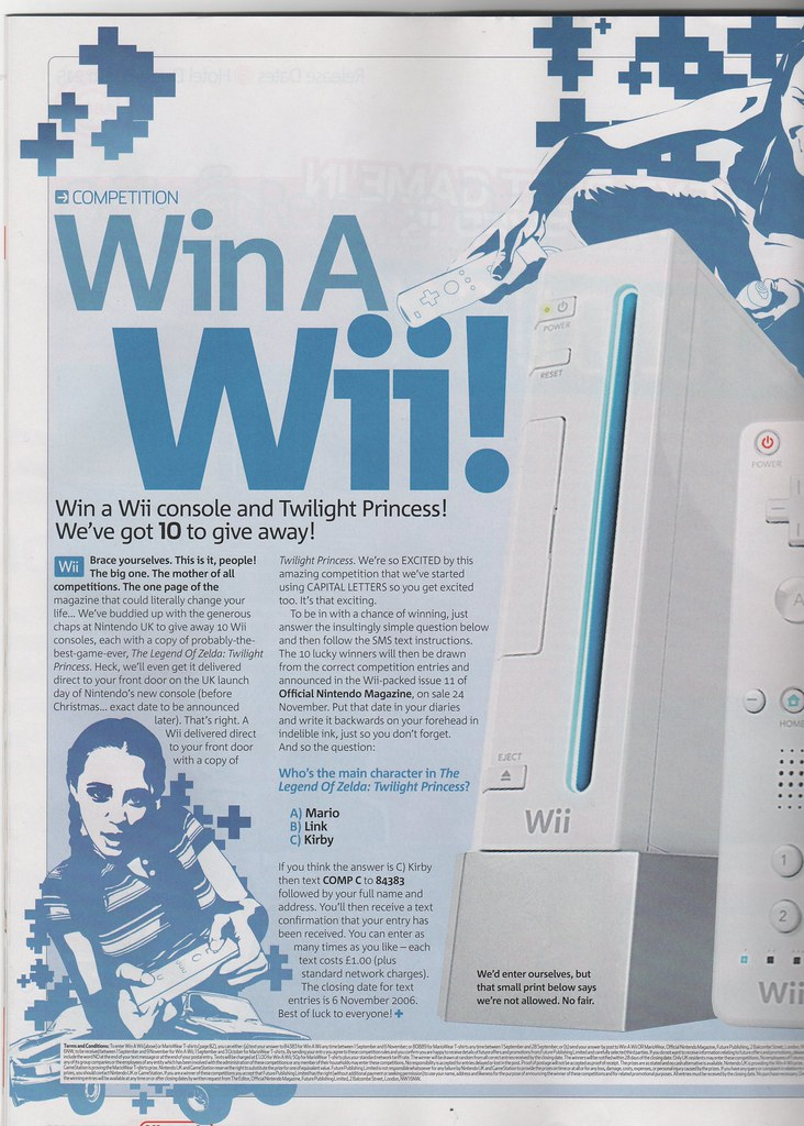 wii comp