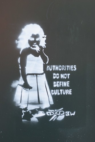 Authoritities do not define culture