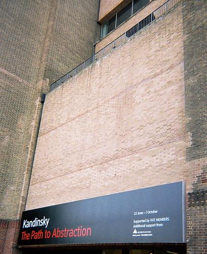 Tate Modern, Exterior