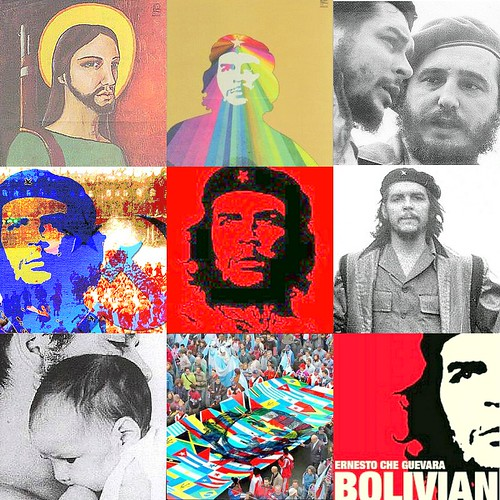 Che=Warrior=Leader