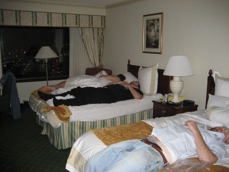 5am Hotel Return