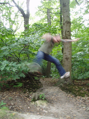 Jumping Blean