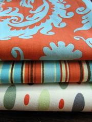 Denyse Schmidt Oven Mitt - Amy Butler Fabrics