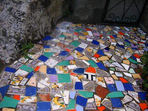 Positano Mosaic Art Source