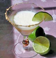 yummy keylime pie martini