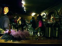 Teatro Zinzanni Bar