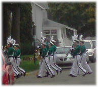 Parade in Williamston Michigan