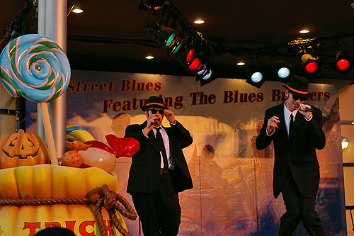 Blues Brothers USJ Wonder Halloween