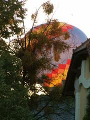 Heissluftballon Sommer 2006 Dresden
