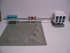Micro Moonbase Monorail