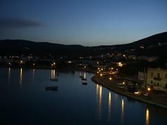 Isla de Ios, desde el ferry
