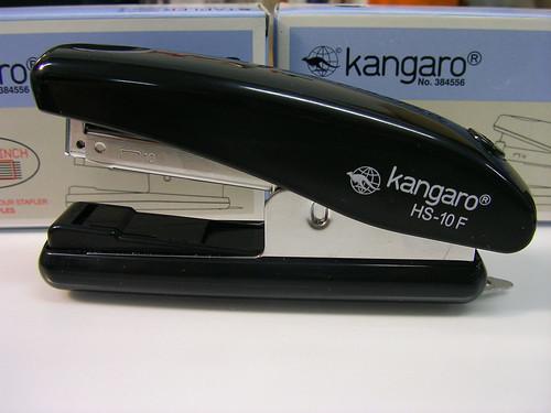 平腳訂書機