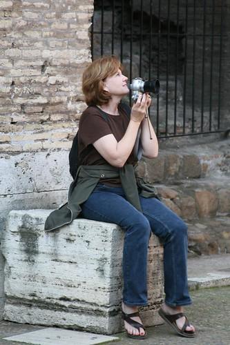 Mama Bear, Colosseum