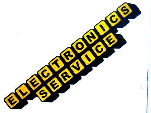 electronics service