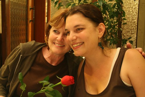 Happy Mom- and Daughter-in-law