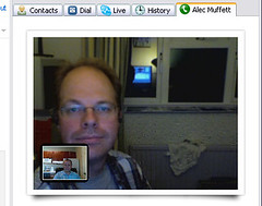 Me, from Gilles' Skype