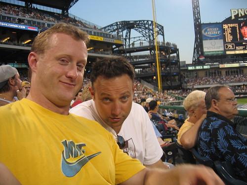 Bicks & Gary at PNC