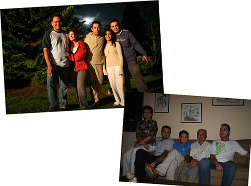 amigos en Medellín