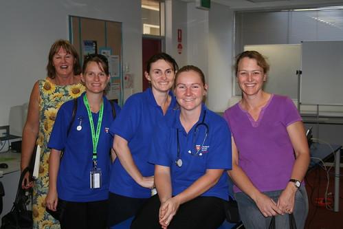 Nurses Database Training Alice Springs CDU Library