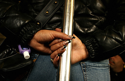 Nails Bronx style