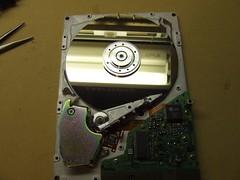 Harddrive clock 2