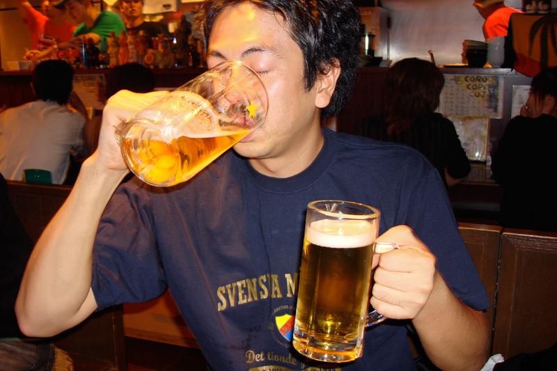 shinji beer