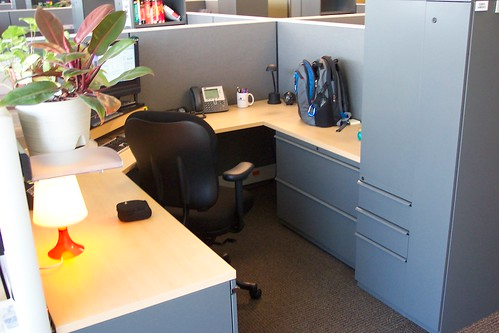 my desk, 3