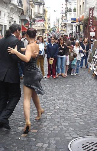 San Telmo. Pincha la imagen para ver mi álbum completo en Flickr de fotografías de Buenos Aires
