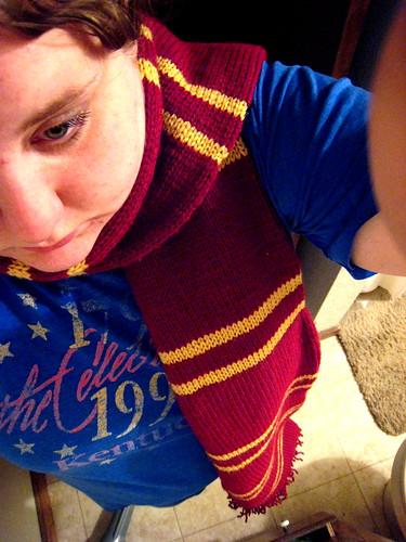 gryffindor scarf 001
