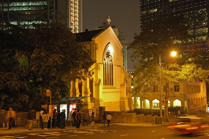 花園道上的「聖約翰座堂」
