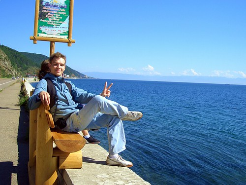 Сидя на берегу \ Sitting on the dock of bay
