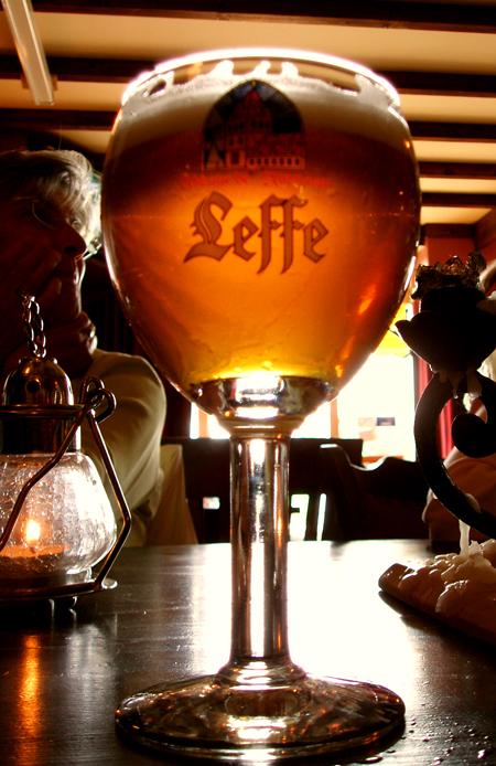 Leffe pwns Heineken