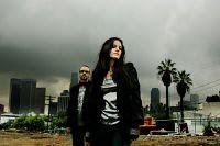 Kara and Dave in LA
