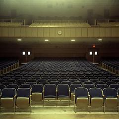 Hey, Hot Shot: Auditorium by James Rajotte