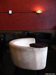 Chair in The Coffee House