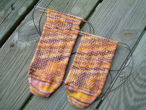 Mango socks