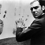 """Gian Maria Volontè - una sorta di alter ego di Elio Petri - in """"Indagine su un cittadino al di sopra di ogni sospetto"""""""