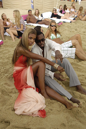 Diddy and Kim