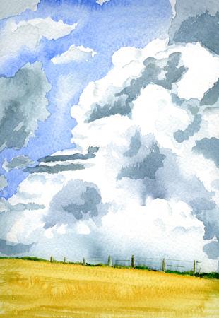 cloudsnstubble
