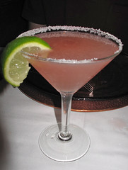 The Topolobampo Cocktail, a.k.a. the 'Mezcal Margarita'