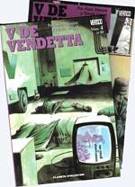 V de Vendetta #4 y #5