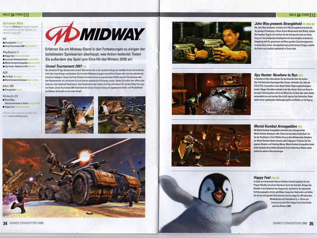 Midway scan