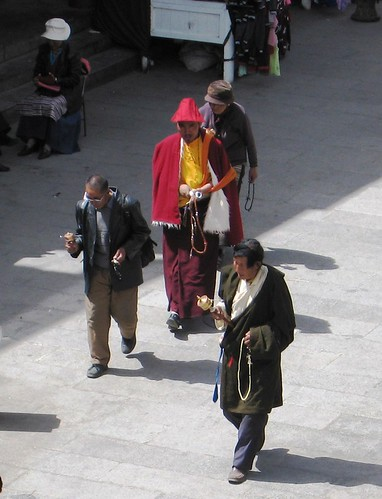 Lhasa, Tibet - Barkhor Circuit - May 2006