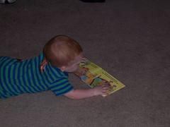 Parker Reading 1