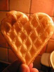 Hearty Waffle