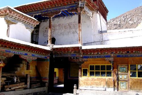 Lhasa, Tibet  - Drepung Monastery  - May 2006
