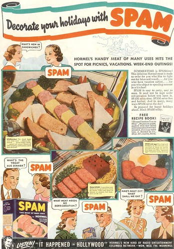Spam 1939